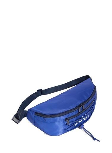 Mavi Mavi Bel Çantası Mavi